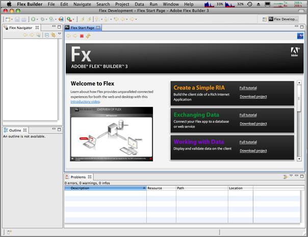 flex builder 3