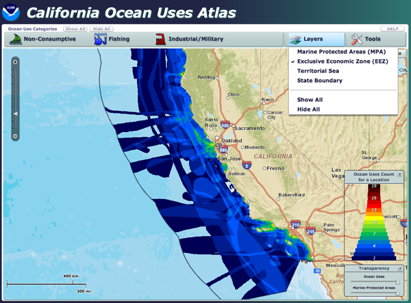 Ocean Depth Chart California The Seafloor West Of San Francisco - Ocean depth map